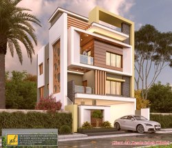 3d Exterior Rendering Design Services