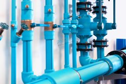 PPR Pipeline Erection