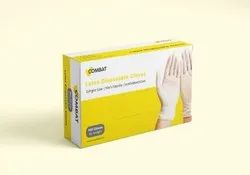 Nitrile Latex Disposable Gloves