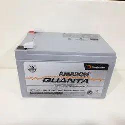 12v x 12ah Amron Quanta Battery