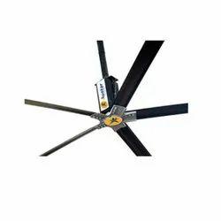 ASGL125 Gearless 12 Feet HVLS Fans