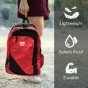 Ansio Back Bag Common - Red