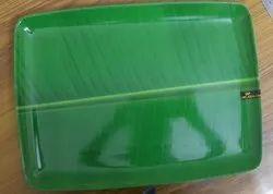 Square Leaf Plates