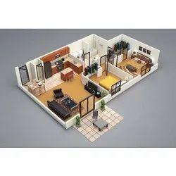 Digital 3D Layout Design Service