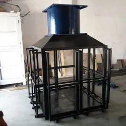 Mild Steel Incense Stick Dryer Machine
