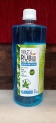 Swasth Rub -80 (Alcohol Content 80%)