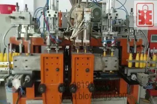 Co Extrusion Triple Layer Plastic Blow Molding Machine
