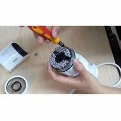 Bullet CCTV Camera Maintenance Service, 5 - 10 Days