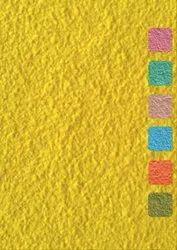 Colourtech Matt Colour Stucco, For Spray gun or roller, Packaging Type: Bucket