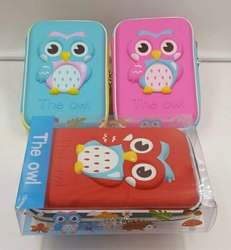 Owl Stationery Organizer