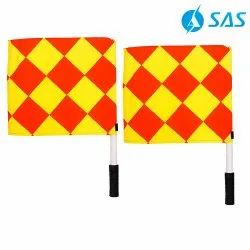 Referee Linesman Flags Set