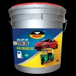 10l CNG Gas Engine Oil