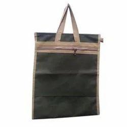 Loop Handle Jute Shopping Carry Bags, For Shoppings, Capacity: 5 Kg