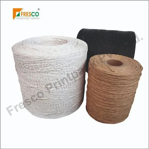 Twisted Brown Paper Cord