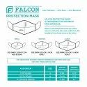 M Size Falcon Army Green Mask