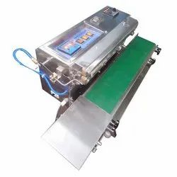 Continuous Band Sealing Machine Horizontal Model