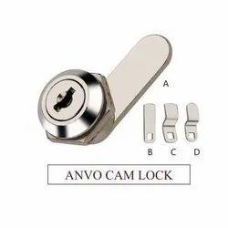 Anvo Tristar Cam Lock