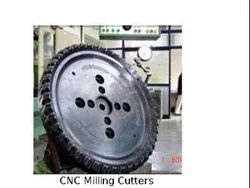 CNC Milling Cutters