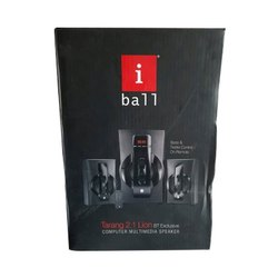 iBall Tarang 2.1 Lion Home Theater System