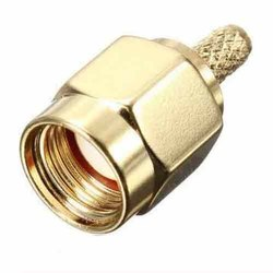 Brass RF Cable Connector