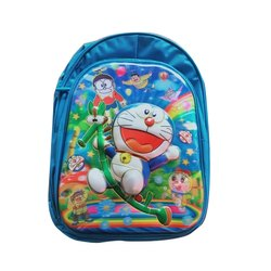 Polyester Kids Printed School Bag, Capacity: 14 Litre