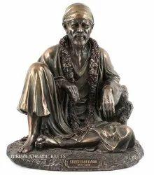Nirmala Handicrafts Exporters Polyresin God Sai Baba Statue Shirdi Sai Baba Statue Idol Figurine