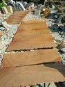 olive green Sandstone Slabs