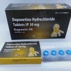 Dapoxetine Hydrochloride Tablets IP 30 Mg