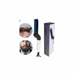 黑色电动胡须拉直器,专业用