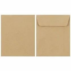 Brown Paper Envelope