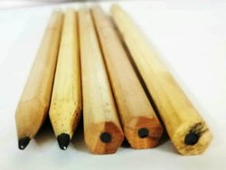 Wooden Raw Pencil