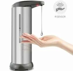 Automatic Liquid Soap Dispenser with Infrared Technology
