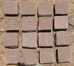 Mandana Cobblestones ( Chocolate/ Red )