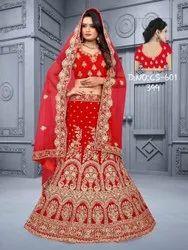 Ladies Ethnic Party Wear Bridal Lehenga Choli