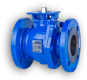 Industrial Floating Ball Valve