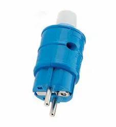 Industrial Plug &Sockets Plug-Schuko