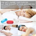 2 in 1 Snore Nose Clip
