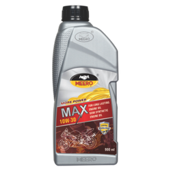 900ML Max 10W-30 (SM Grade) Semi Synthetic