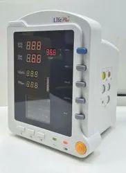Brand: Life Plus LPM-105 NIBP Pulse Oximeter, Display Size: 3.5