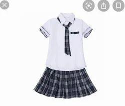 Cotton Kids School Uniform