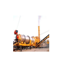 Mobile Hot Asphalt Mixing Plant