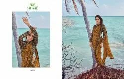 Fancy And Casual Wear Georgette Fabric Sarees