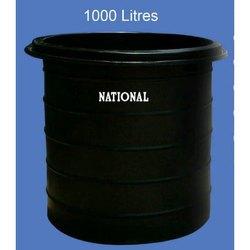 1000 L HDPE Open Top Tank