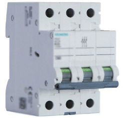 Siemens 32A Triple Pole MCB