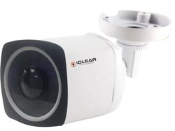 ICLEAR Bullet Camera Outdoor IP Camera- Manufacturer & Supplier Rates, Camera Range: Up to 30 m