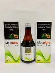 Ayurvedic proprietary medicine for platelets