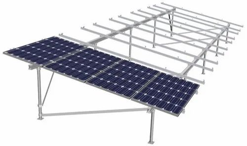 Solar Panel  RCC - Roof Top and Ground Mounting Structure from HDGI
