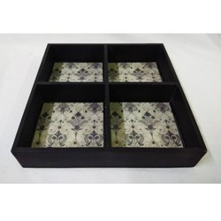 4 Partition Trays