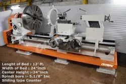 600 mm Center Lathe Machine