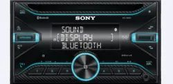Sony WX-920BT Double Din BT/USB/AUX/Voice Control/CD Receiver (Black) (FOR ALL CARS)